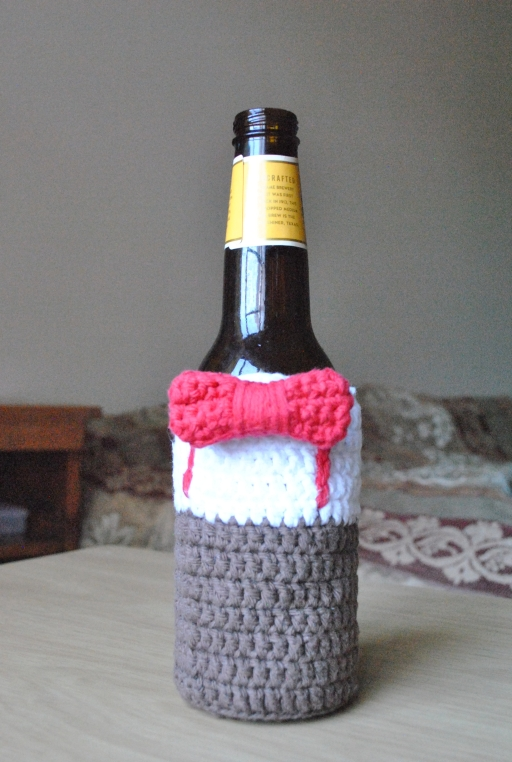 dr who beer cozy full size