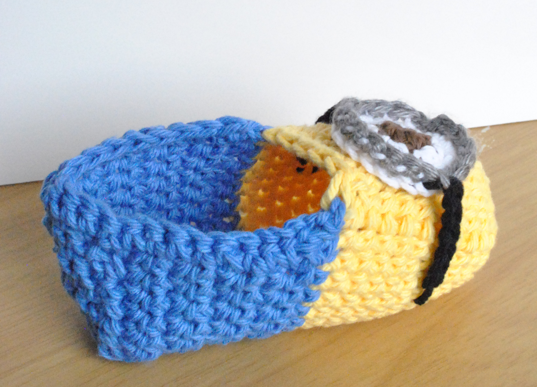 Free Crochet Patterns For Minion Slippers : Minion inspired slippers Bowties and fezzes