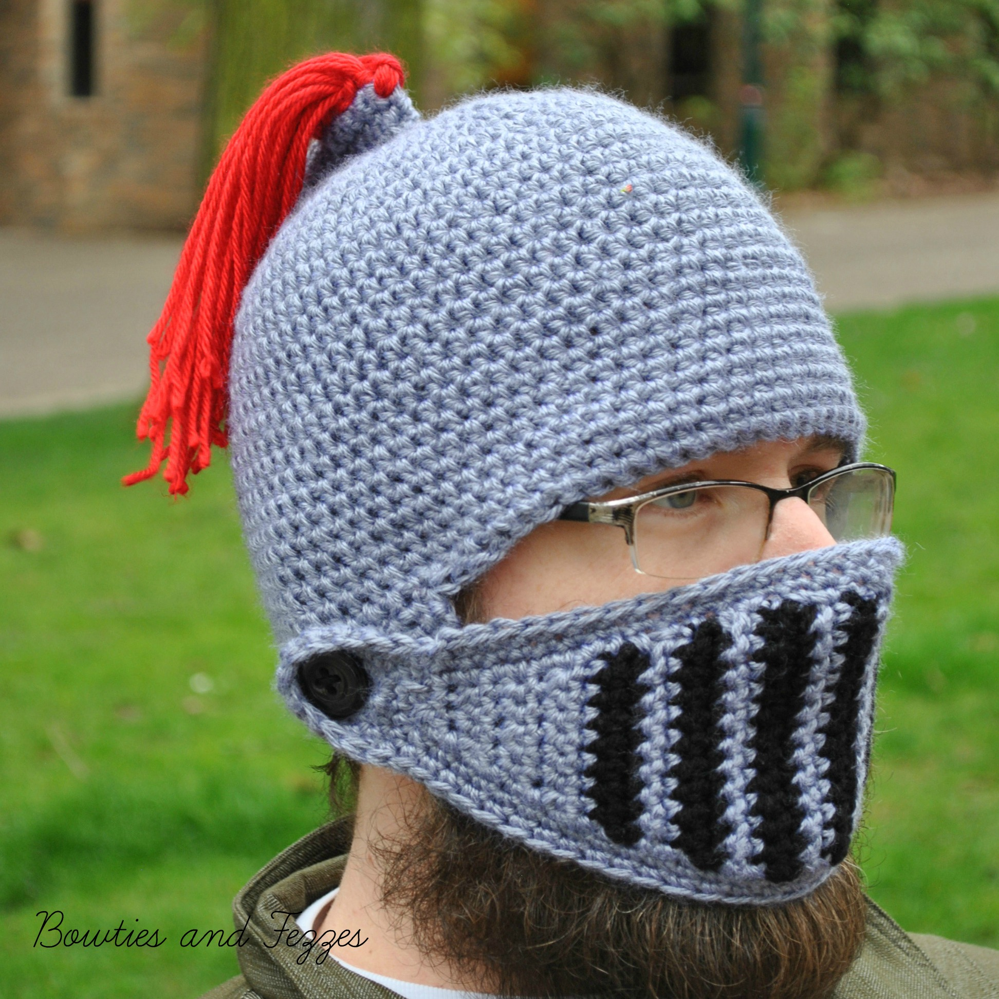 Sir Knight Helmet Crochet Pattern Free American Bathtub Refinishers