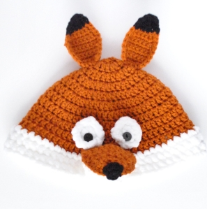 fox hat square