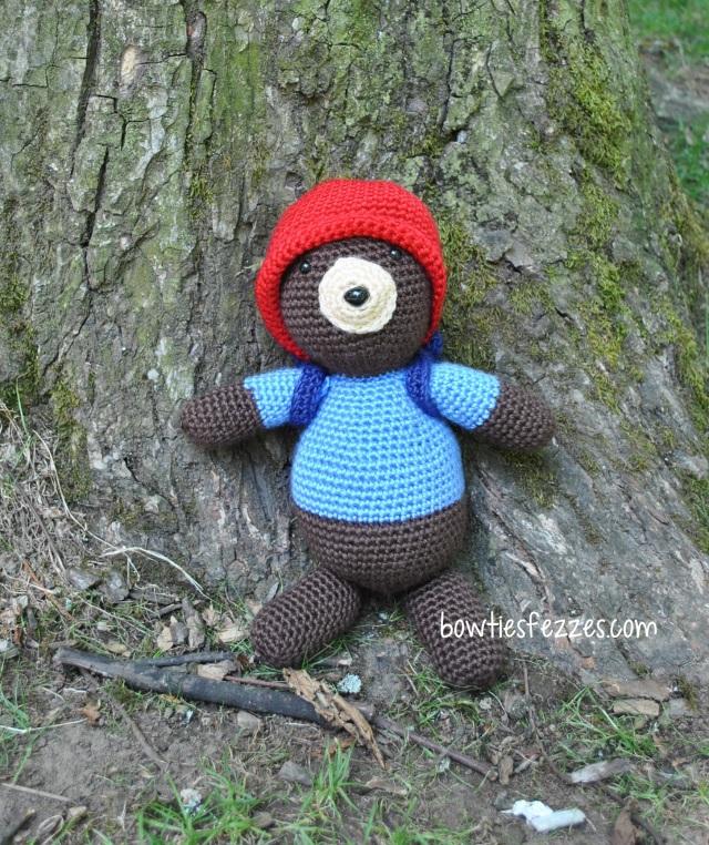 bear outside on tree cropped wm