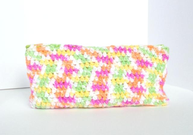 hook case horizontal crochet