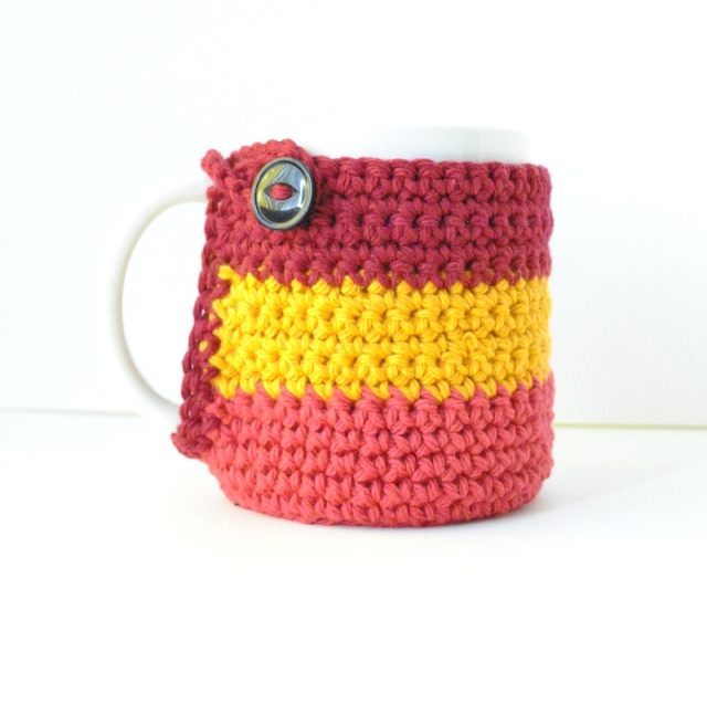 ice cream delight mug cozy