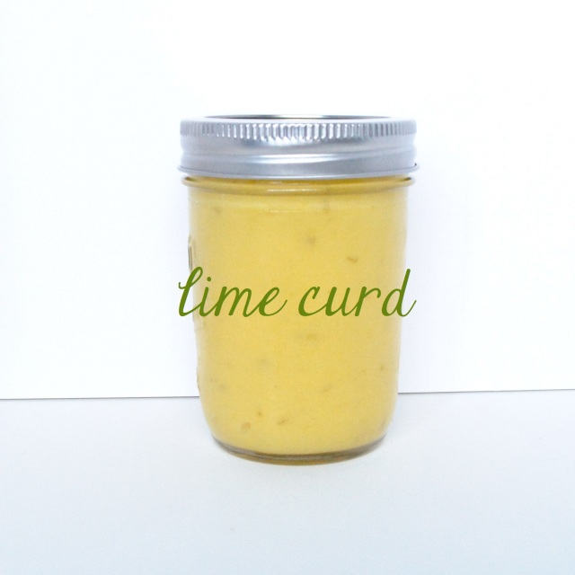 lime curd w lettering