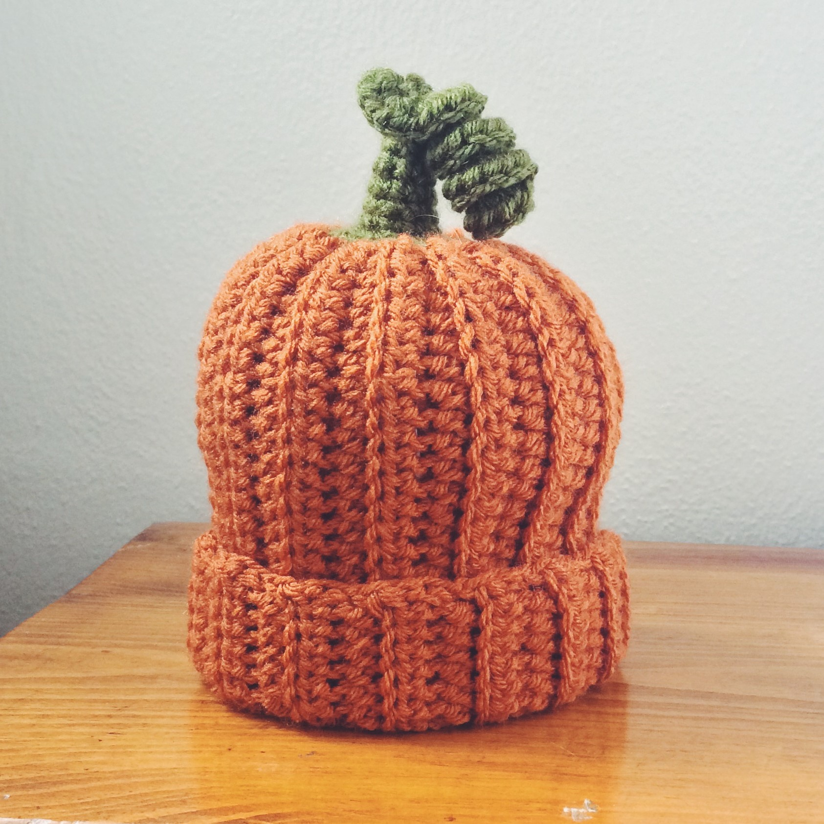 Free Pattern Crochet Pumpkin Hat : Pumpkin hat free crochet pattern Bowties and fezzes