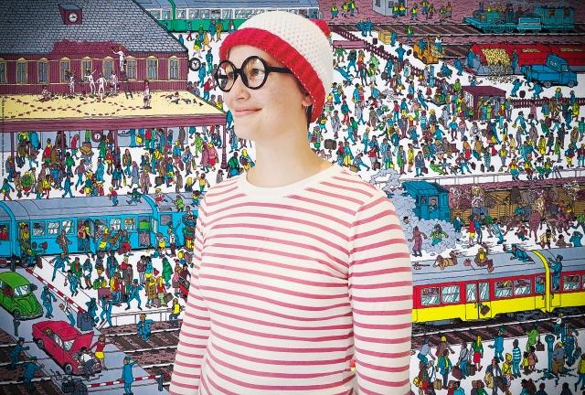 Katie waldo crochet hat side