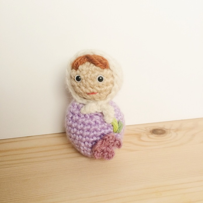 garden doll flower