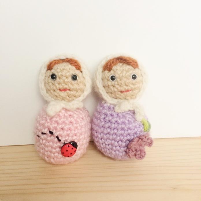 garden dolls