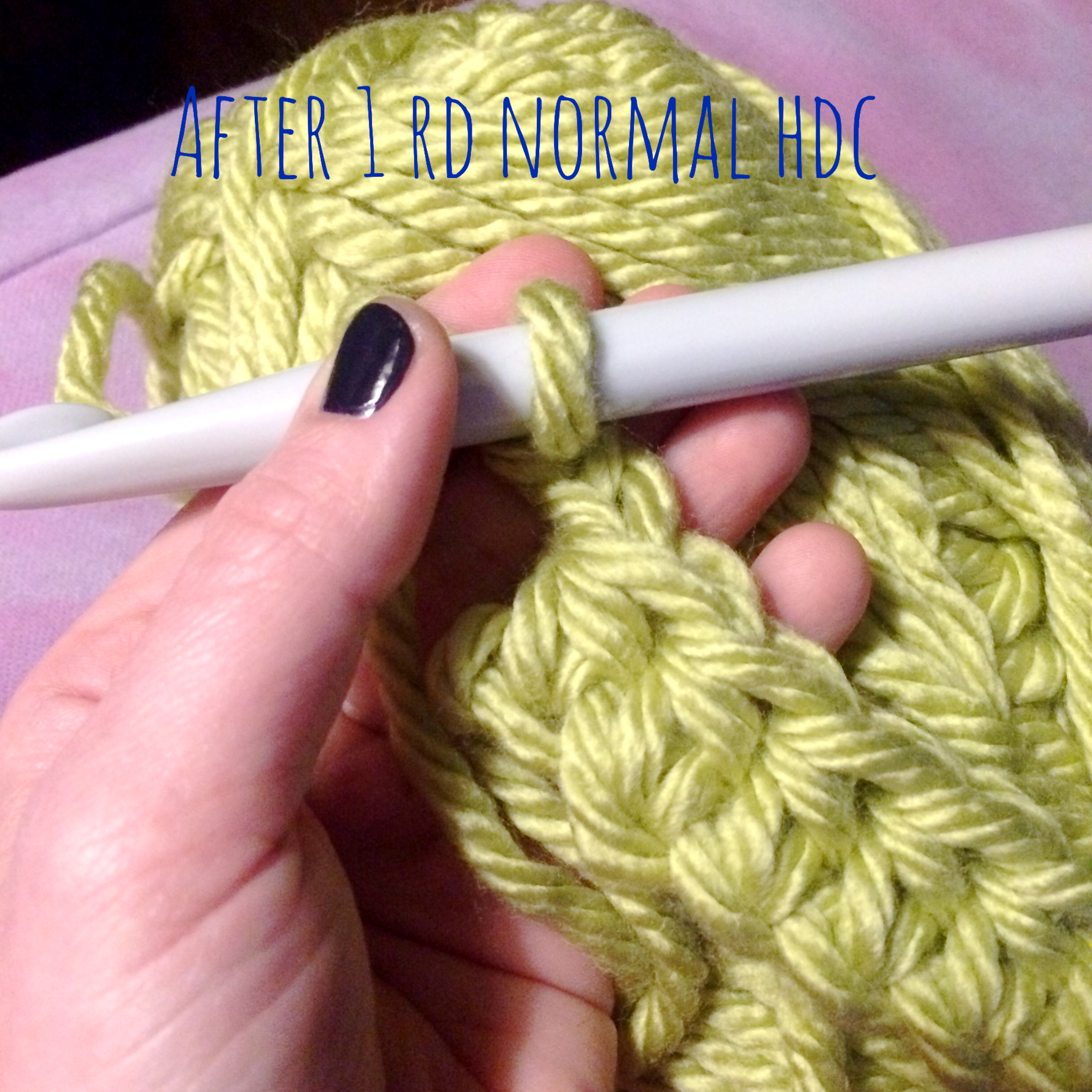 Crochet in the third loop and a chunky faux-ribbed cowl Bowties and ...